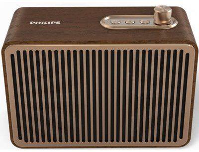Philips TAVS500/00 Brązowy