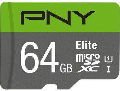PNY Elite 64GB (P-SDUX64U185GW-GE)