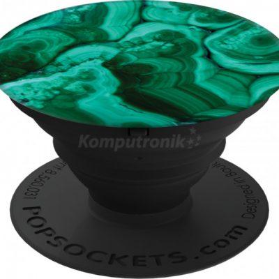 Popsocket PopSockets uchwyt i podstawka do telefonu Malachite Gloss