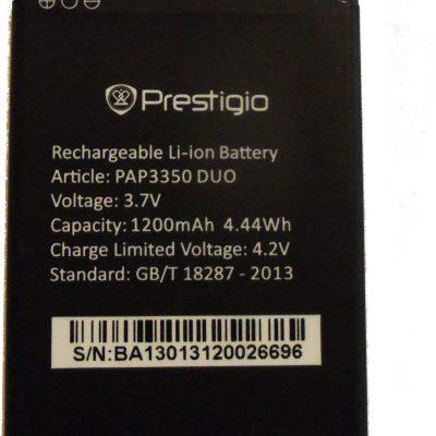 Prestigio Bateria PAP3350 Duo Multiphone 3350