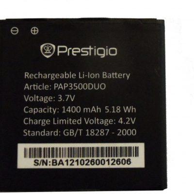 Prestigio Bateria PAP3500 Duo Multiphone 3500