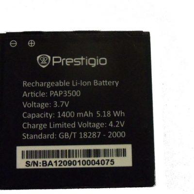 Prestigio Bateria PAP3500 Multiphone Duo Dual Sim