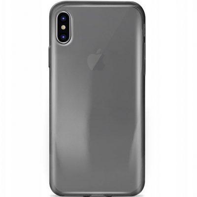 PURO Etui 0.3 Nude Smoked iPhone Xs/x czarne