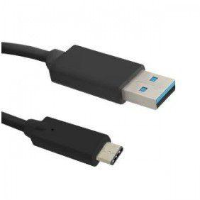 Qoltec Kabel USB 3.1 typ C męski   USB 3.0 A męski   1.2m KKQTKUBU0320 [5384947]