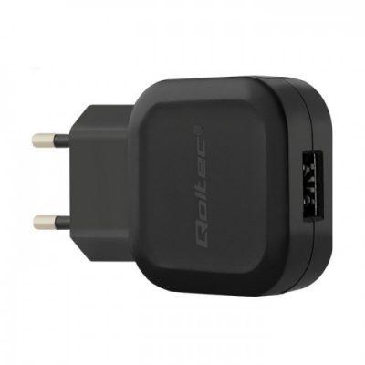 Qoltec Ładowarka sieciowa 12W | 5V | 2.4A | USB