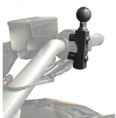 Ram Mount Uchwyt z wodoszczelnym futerałem AQUA BOXT Pro 20 i5 do iPhone 5, 5c, 5s, & 5SE (RAM-B-174-AQ7-2-I5CU)