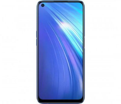 Realme 6 64GB Dual Sim Niebieski