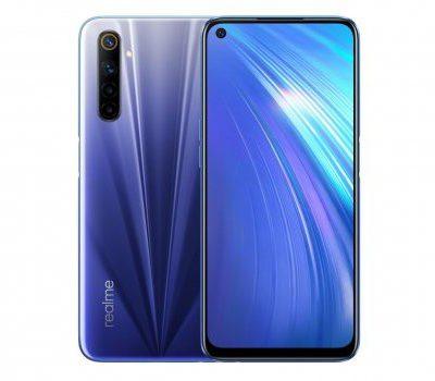 Realme 6 8GB/128GB Dual Sim Niebieski