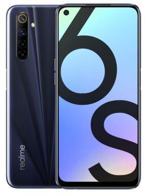Realme 6S 64GB Dual Sim Czarny