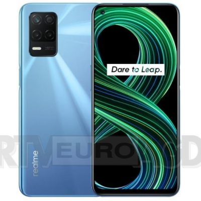 Realme 8 5G 128GB Dual Sim Niebieski