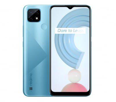 Realme C21 32GB Dual Sim Niebieski