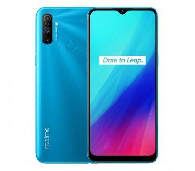 Realme C3 64GB Dual Sim Niebieski