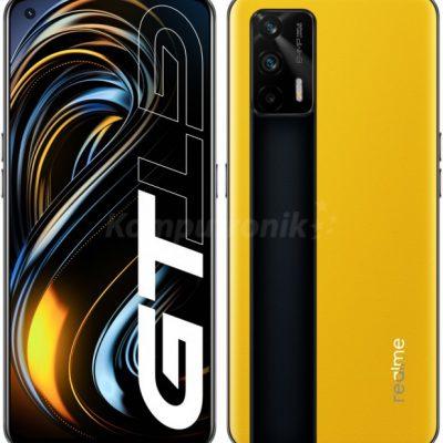 Realme GT 5G 256GB Dual Sim Żółty