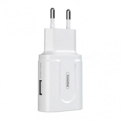 Remax Cole ładowarka EU USB 2.1A biały RP-U32 WH remax_20200508114542