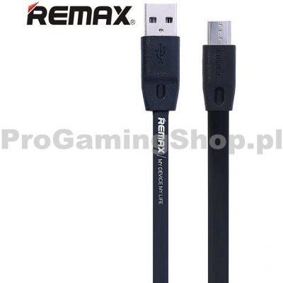 Remax Kabel do transmisji danych z obsługą Szybkie ładowanie z złącze micro USB o długo