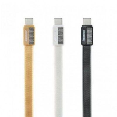 Remax Kabel RC-044a Platinum USB Type-C 1m złoty 1573-74475_20180418171710