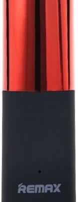 Remax Lipstick 2400mAh Czerwony