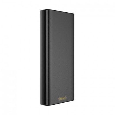 Remax Powerbank 20000mAh 2x USB czarny RPP-150 remax_20200408104245