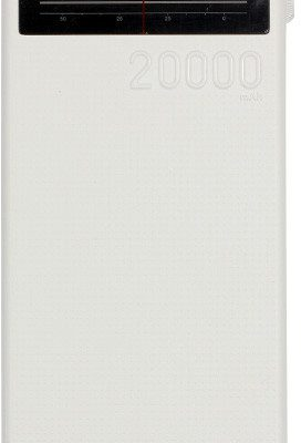 Remax RPP-102 20000mAh Biały (PBRE000RS4UWHT000)