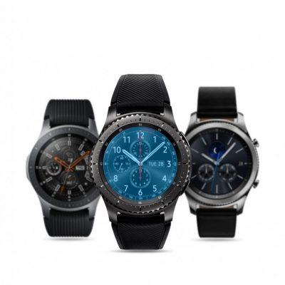 Ringke 4x Szkło Hartowane do 4 Samsung Galaxy Gear S3/Watch 46mm 0.33mm  Ringke ID Glass RGK774