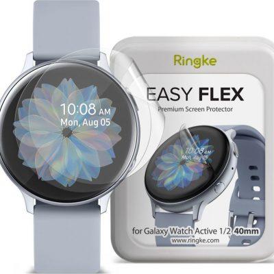Ringke FOLIA OCHRONNA RINGKE EASY FLEX GALAXY WATCH ACTIVE 2 44MM 8809716076185