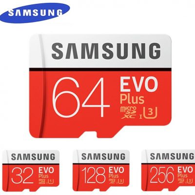 Samsung EVO + Micro SD 32G SDHC 80 mb/s klasa Class10 karta pamięci C10 UHS-I TF/karty SD Trans