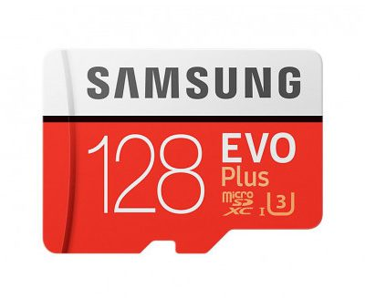 Samsung Evo Plus 128GB  (MB-MC128GA/EU)