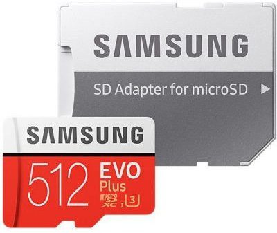 Samsung Evo Plus 512GB (MB-MC512HA EU)