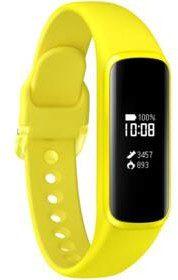 Samsung Fitness Galaxy Fit e SM-R375NZYAXEZ Żółta