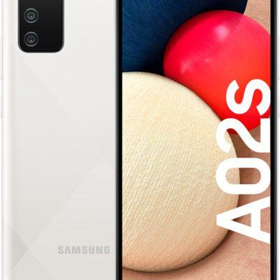 Samsung Galaxy A02s 32GB Dual Sim Biały