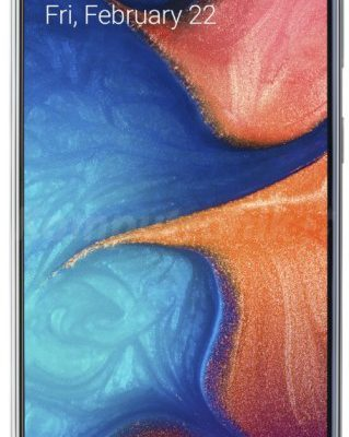 Samsung Galaxy A20e 32GB Dual Sim Czarny