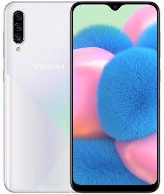 Samsung Galaxy A30s 64GB Dual Sim Biały