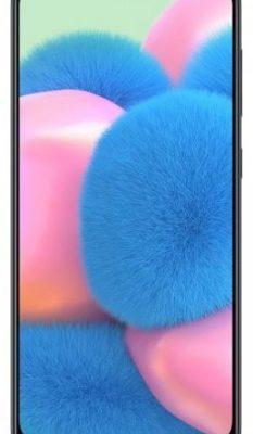 Samsung Galaxy A30s 64GB Dual Sim Czarny