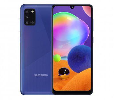 Samsung Galaxy A31 64GB Dual Sim Niebieski