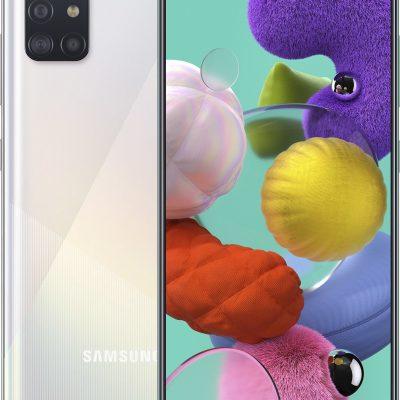 Samsung Galaxy A51 128GB Dual Sim Biały