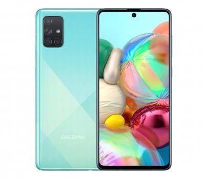 Samsung Galaxy A71 128GB Dual Sim Niebieski