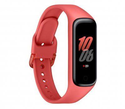 Samsung Galaxy Fit 2 Czerwony