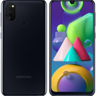 Samsung Galaxy M21 64GB Dual Sim Czarny