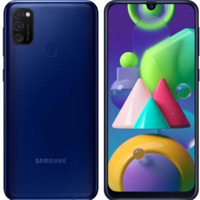 Samsung Galaxy M21 64GB Dual Sim Niebieski
