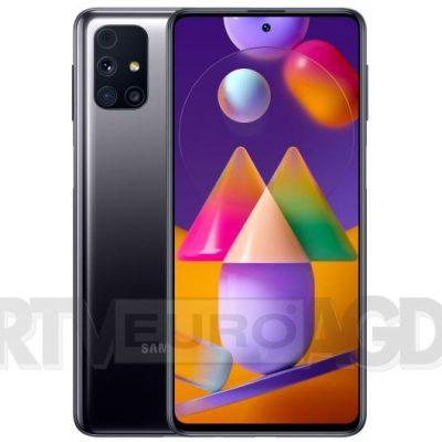 Samsung Galaxy M31s 128GB Dual Sim Czarny