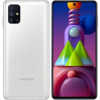 Samsung Galaxy M51 128GB Dual Sim Biały