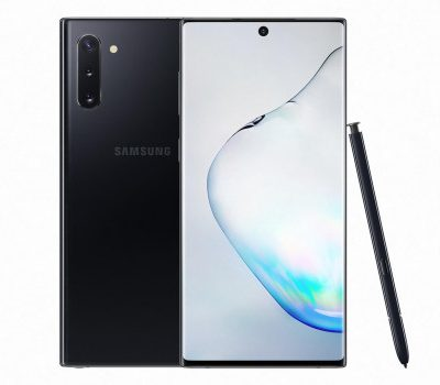 Samsung Galaxy Note 10 256GB Dual Sim Czarny
