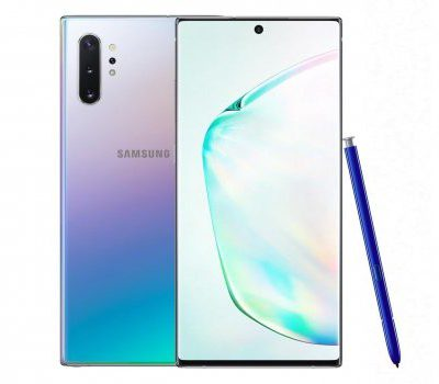 Samsung Galaxy Note 10+ 512GB Dual Sim Aura Glow