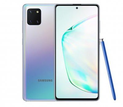 Samsung Galaxy Note 10 Lite 128GB Srebrny