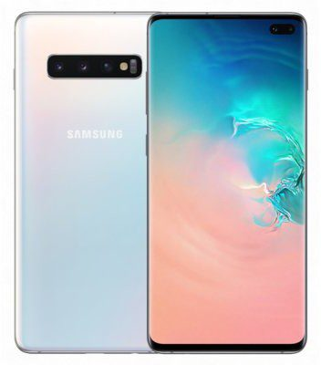Samsung Galaxy S10 128GB Dual Sim Biały