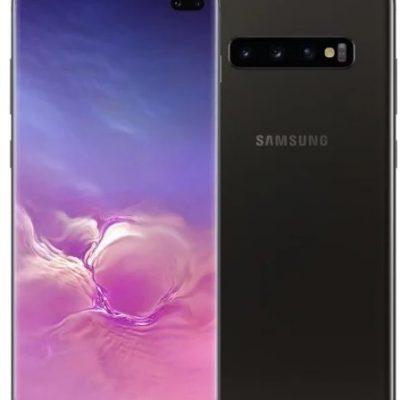 Samsung Galaxy S10+ 8GB/128GB Dual Sim Czarny