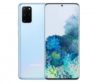 Samsung Galaxy S20+ 5G 12/128GB Dual Sim Niebieski