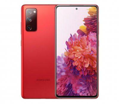Samsung Galaxy S20 FE 128GB Dual Sim Czerwony