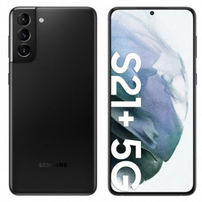 Samsung Galaxy S21+ 5G 256GB Dual Sim Czarny