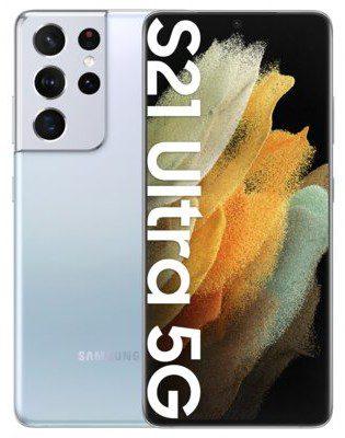 Samsung Galaxy S21 Ultra 5G 256GB Dual Sim Srebrny